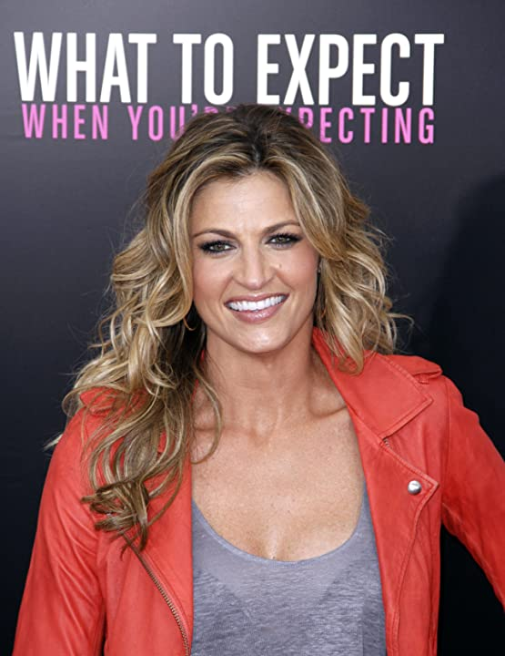 Erin Andrews at What to Expect When You're Expecting (2012)