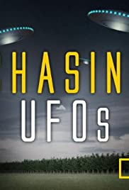 Chasing UFOs Poster