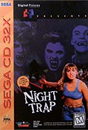 Night Trap (1992) Poster - Movie Forum, Cast, Reviews