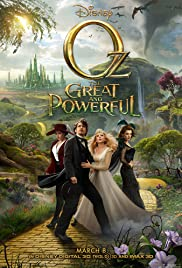 Oz the Great and Powerful Poster