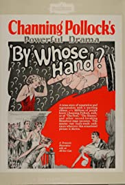 By Whose Hand? Poster
