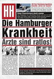 Die Hamburger Krankheit Poster