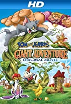 Primary image for Tom and Jerry's Giant Adventure