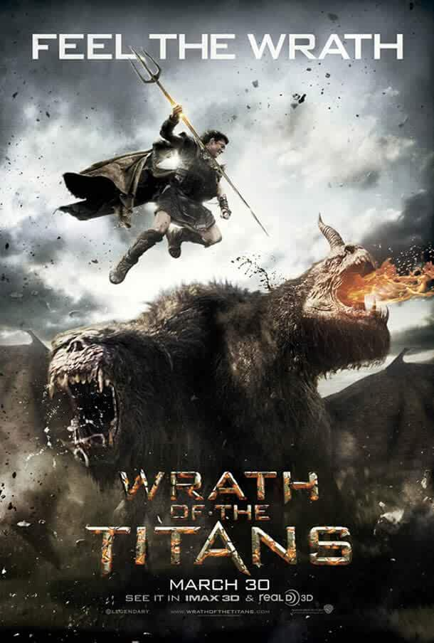 Poster Wrath of the Titans (2012) Full HD Movie Download Hindi Dubbed