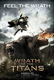 Wrath of the Titans (English)