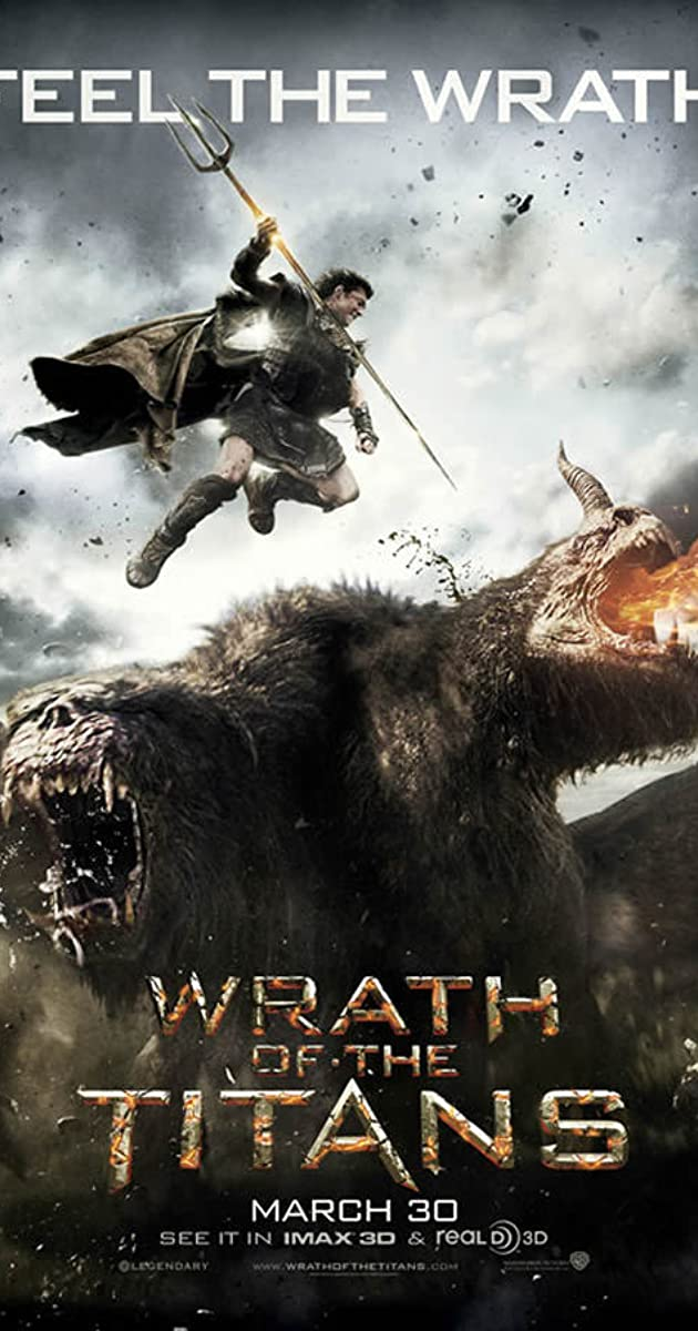 Wrath of the Titans (2012) - IMDb