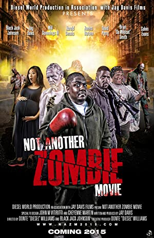 Not Another Zombie Movie….About the Living Dead