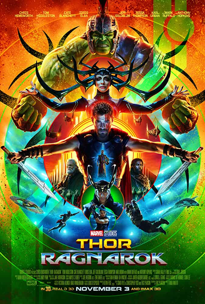 Thor Ragnarok (2017) Full Movie Official Trailer Watch Online HD