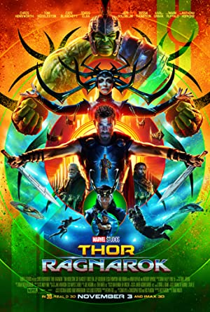 Thor 3 Ragnarok  1080p