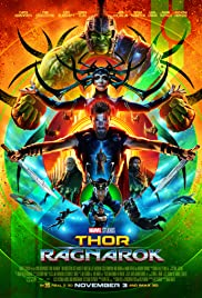 Thor Ragnarok 2017 BluRay 720p 830MB ( Hindi – English ) ESubs MKV