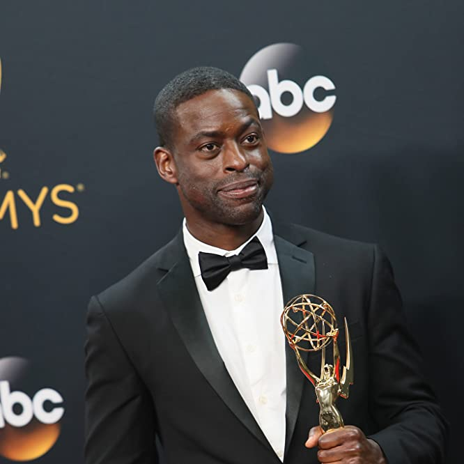 Sterling K. Brown at an event for The 68th Primetime Emmy Awards (2016)