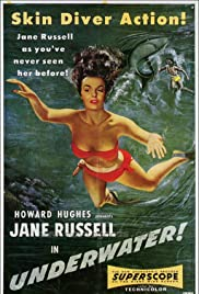 Underwater! (1955) Poster - Movie Forum, Cast, Reviews