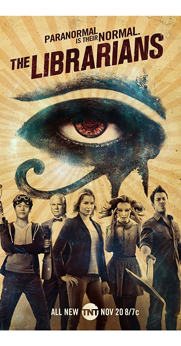the librarians tv series 2014� imdb