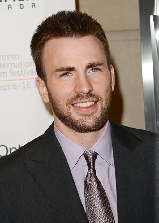 Chris Evans at The Iceman (2012)