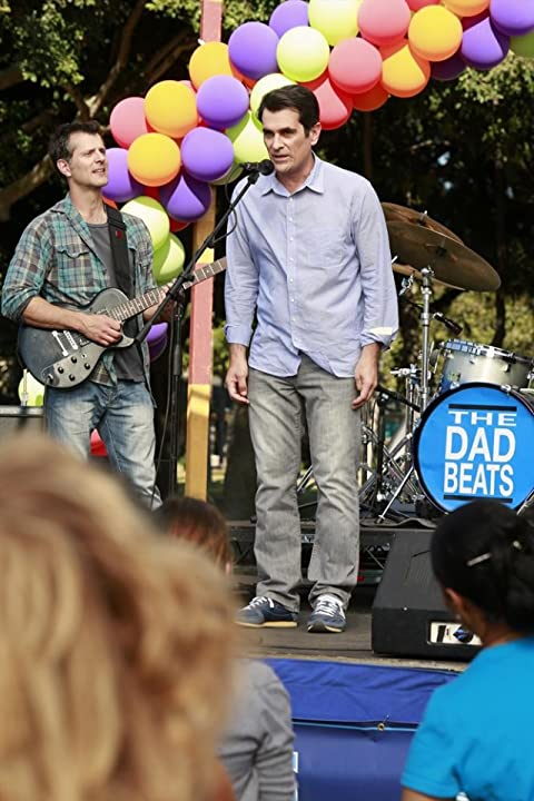 Ty Burrell and Darin Toonder in Modern Family (2009)