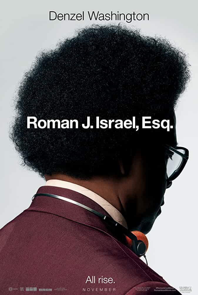 Roman J Israel Esq 2017 English 480p BRRip 300MB