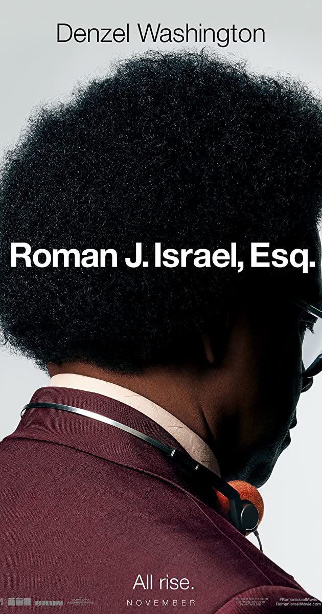 Image result for roman j israel esq movie poster