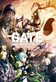 Gate: Jieitai Kanochi nite, Kaku Tatakaeri Poster - TV Show Forum, Cast, Reviews