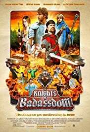 Knights of Badassdom Poster