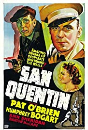 San Quentin Poster