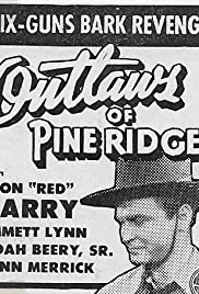 Outlaws of Pine Ridge Poster