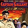 Buster Crabbe and Cullen Crabbe in Captain Gallant of the Foreign Legion (1955)