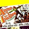 Thomas Gomez, Louis Jourdan, and Jean Peters in Anne of the Indies (1951)