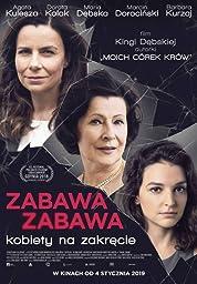 Zabawa, zabawa (2019) poster
