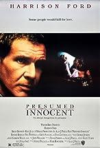Primary image for Presumed Innocent