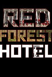 Punaisen metsän hotelli Poster