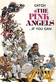 Pink Angels Poster