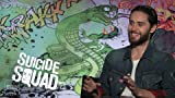 Jared Leto on the Joker