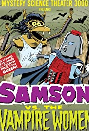 Samson vs. the Vampire Women Poster
