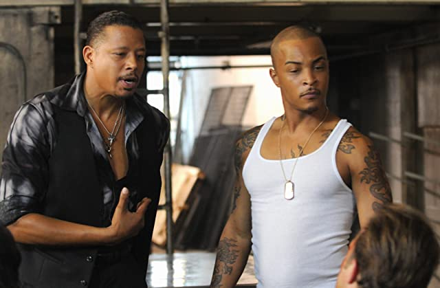 Terrence Howard and T.I. in Hawaii Five-0 (2010)