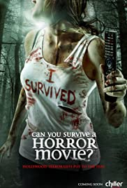 Can You Survive a Horror Movie? Poster