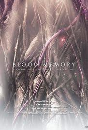 Blood Memory Poster