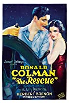 The Rescue (1929) Poster