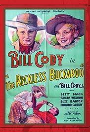 The Reckless Buckaroo Poster