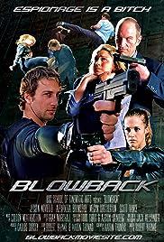 Blowback Poster