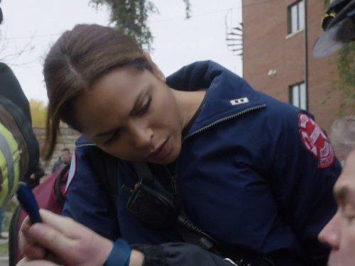 Chicago Fire: You Will Hurt Him | Season 2 | Episode 9