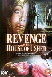 Revenge in the House of Usher Poster