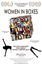 Image of Women in Boxes