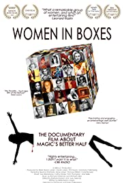 Women in Boxes Poster
