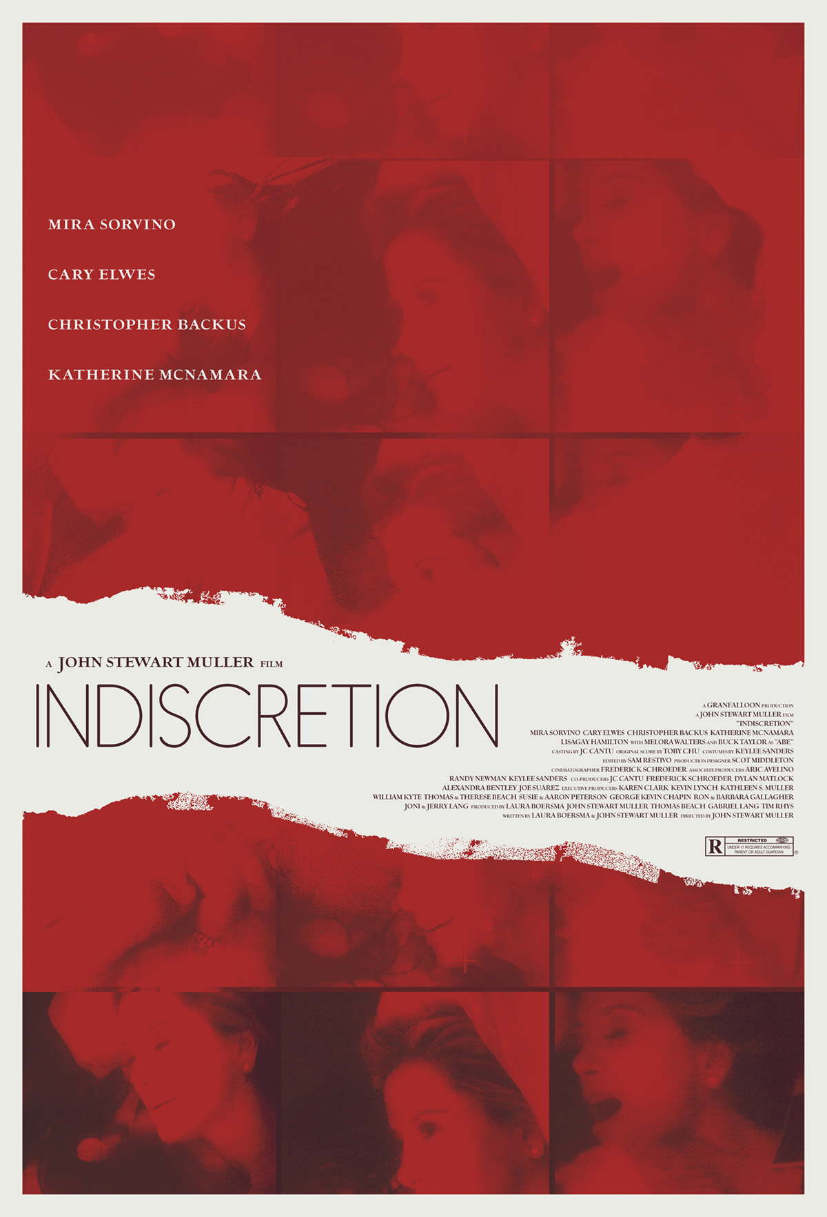 image Indiscretion (2016) (TV) Watch Full Movie Free Online