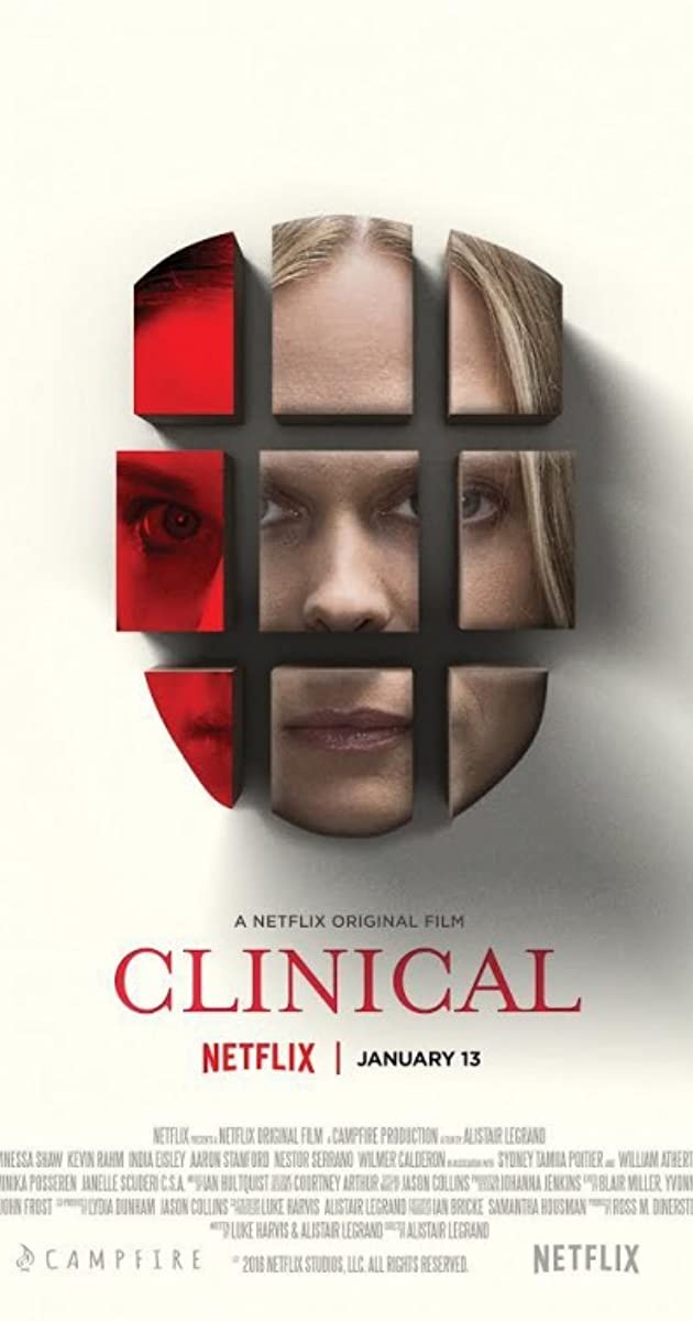 Clinical (2017) Web Rip 720p