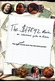 The $178.92 Movie: An Instructional Guide to Failure Poster
