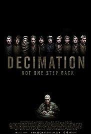 Decimation Poster