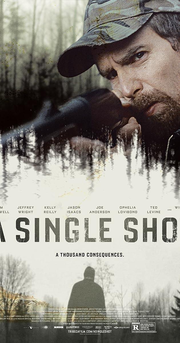 Vienintelis šūvis / A Single Shot (2013) Online
