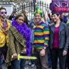CCH Pounder, Lucas Black, Zoe McLellan, and Rob Kerkovich in NCIS: New Orleans (2014)