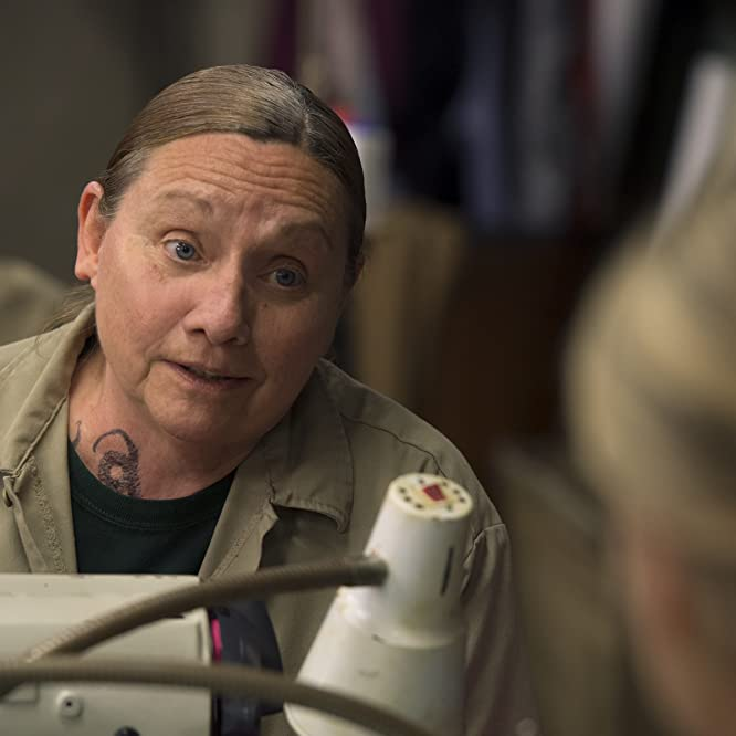 Dale Soules in Orange Is the New Black (2013)